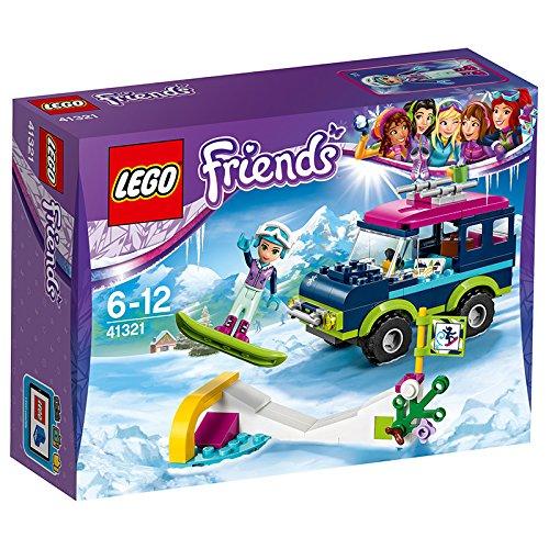 LEGO Friends 41321 Snow Resort Off-Roader £7.29 prime / £11.28 non prime @ Amazon