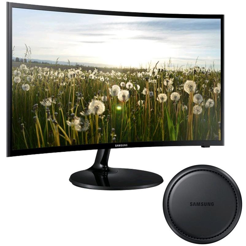 "Samsung 27"" curved 1080p TV Monitor + DeX Station £249 @ Samsung"