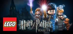 LEGO Harry Potter: Years 1-4 @ Steam £2.49 (Years 5-7 also on promo £3.74)