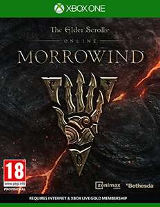 The Elder Scrolls Online: Morrowind (Xbox One) £12.97 (Prime) £14.96 (Non-prime) Delivered @ Amazon