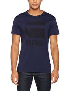 Men's G-Star Raw Blue T-Shirt £7.50 (Prime) / £11.49 (non-Prime) @ Amazon