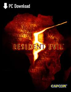 Resident Evil 5 (PC Download) £3.50 @ GAME