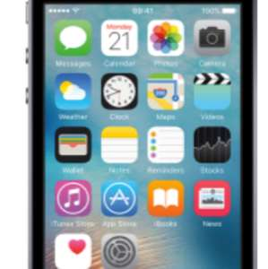 Apple iPhone SE 32Gb on EE, Unlimited Calls/Texts, 1Gb data - £17.99pm x 24 + £95.75 redemption cashback @ e2save