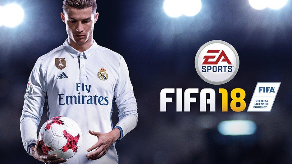 FIFA 18 - PC (Origin) - GMG - £31.57