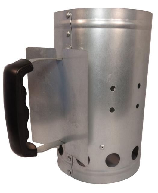 Charcoal Chimney BBQ Starter (Homebase) £6.41