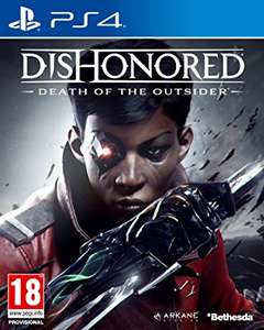 Dishonored : Death of Outsider [PS4/XO] £11.99 @ GraingerGames