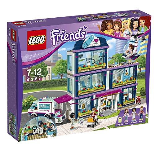 Lego Friends Heartlake Hospital £49.63 (Amazon)