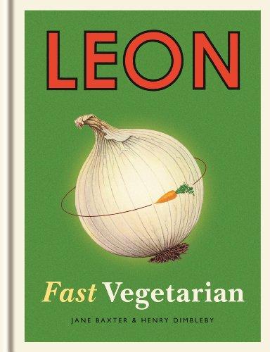 Leon: Fast Vegetarian - Kindle 99p Amazon