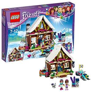 Lego friends snow resort chalet house - looks gorgeous for Christmas! - £23.35 @ Amazon