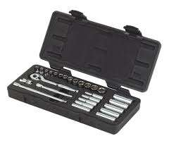 Halfords Advanced 27 Piece Socket Set - Lifetime Guarantee - £10.63 instore @ Halfords
