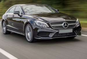 Mercedes CLS 220d 7G-Tronic Diesel Automatic New £30592 at Carwow
