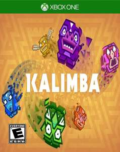 KALIMBA free with GWG on XBOX ONE Tawain / Slime Rancher free with Japan