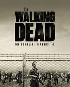 Walking Dead 1-7 blu ray box set £5 (Prime) / £6.99 (non Prime) at Amazon