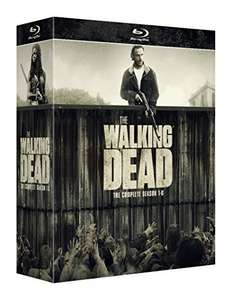 Walking Dead 1-6 blu ray box set - £10 (Prime) £11.99 (Non Prime) @ Amazon