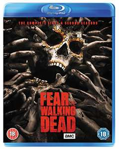 Fear the Walking Dead - Season 1-2 [Blu-ray] - £4 (Prime) £5.99 (Non Prime) @ Amazon