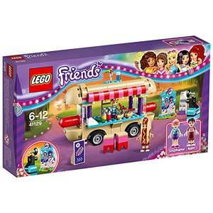 Lego Friends Hot Dog Stand £15.99 (Prime) / £19.98 (non Prime) at Amazon