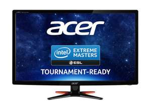 "Acer Predator GN246HL 24"" LED Gaming 144Hz Monitor £179.98 @ Ebuyer"