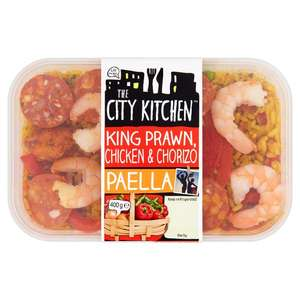 2 City Kitchen ready meals for £5 @ Tesco instore and online (normally £3.70 each)