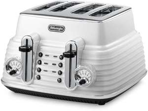 De'Longhi Toaster Scultura White £30 @ Amazon