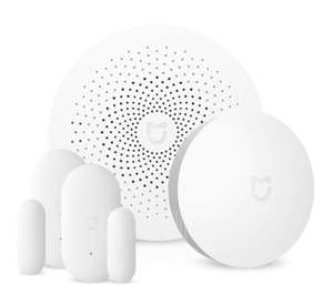 Xiaomi mijia Smart Home Aqara Security Kit (Wireless Switch / Window-door sensor / Gateway) Latest Version £38.92 Delivered @ Gearbest