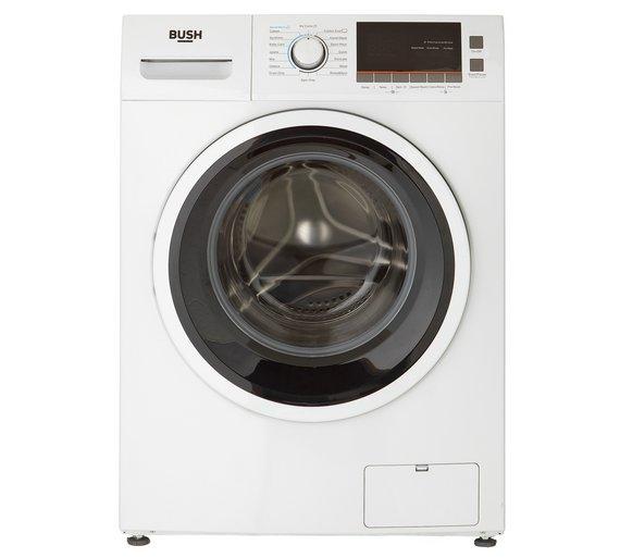 Bush WMNSX814W 8KG 1400 Spin Washing Machine - £149.99 @ Argos