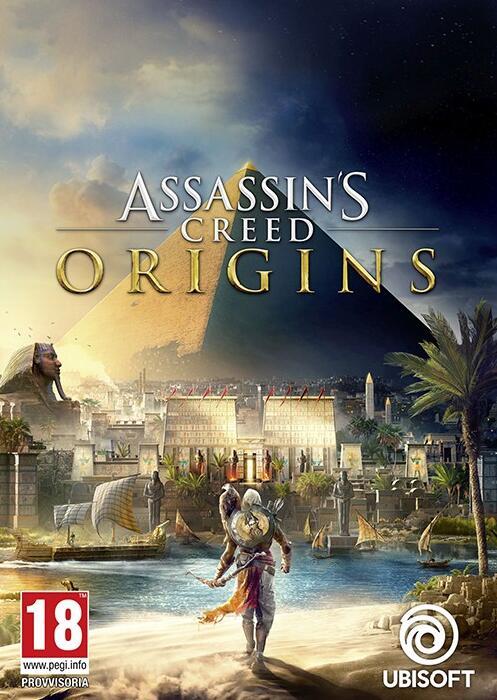 Assassin's Creed Origins Uplay CD Key Pre-Order - £39.05 @ SCDKey