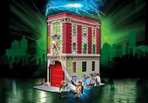 Ghostbusters Playmobil full set plus some freebies! - £116.74 with code @ Playmobil