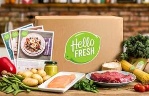 50% cashback @ Hello Fresh for Halifax customers (up to 109% cashback for new customers)