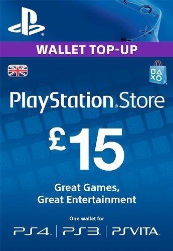 CDKeys £15 PSN credit for £13.99 (£13.30 using the 5% FB 'like' code), useful to buy the Horizon Zero Dawn Frozen Wilds DLC for cheap!
