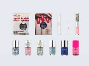 Set of 11 Nails Inc items for £16 / £19.95 delivered @ Nails inc