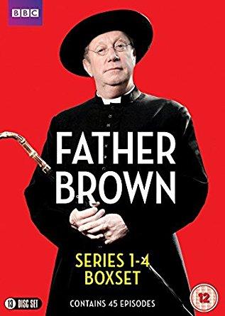 Father Brown: Series 1-4 [DVD] [2016] £14.99 Prime, £16.98 Non Prime or Free delivery over £20 for Non-Prime @ Amazon