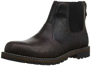 Timberland Larchmont Men's Chelsea Boots Dark Brown  £33 delivered (RRP £110) @ Amazon