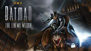 Batman: The Enemy Within (TellTale) [PC] - £10.30 @ Kinguin
