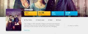TalkTalkTV: Interlude in Prague 99p Digital HD Rental | £3.99 Digital HD Purchase