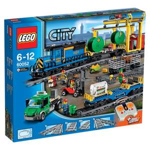 LEGO City Cargo Train 60052 - £86.39 @ Tesco