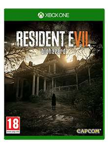[Xbox One] Resident Evil 7 - £15.00 (+£1.99 Non Prime) - Amazon