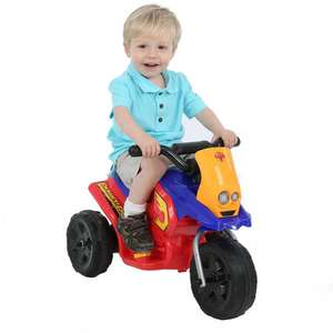 Electric ride on Thunder Trike 6v free delivery or C&C £29.99 - 20% = £23.99  @ Toys R Us