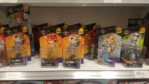 Disney Infinity 3.0 @ Home Bargains in store (Hounslow) - £2.99 each