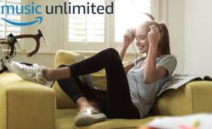 Free Three-Month Subscription to Amazon Music Unlimited @ Groupon