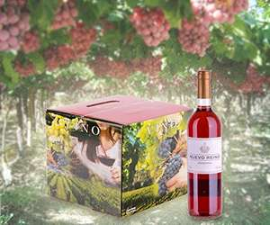 15 litres of 13% Rose wine for £29.99 delivered Sold by The Best Deal for Shopping Online and Fulfilled by Amazon