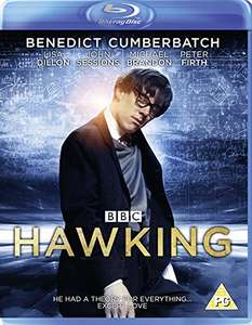 Hawking (Blu-ray) £5.99 (Prime) / £6.98 (non Prime)  @ Amazon