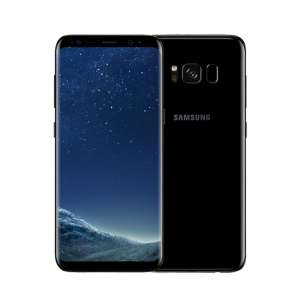 Samsung Galaxy S8 Plus 64gb any colour on O2 - Unltd mins, Unltd texts, 3gb Data - £29pm (24m) + £135 upfront @mobiles.co.uk