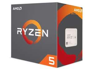 AMD Ryzen 5 1600X Desktop CPU  £188.98 - Amazon PRIME MEMBERS ONLY