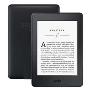 Kindle Paperwhite e-reader Sale $89.99 Free Shipping from Amazon (Prime only offer)