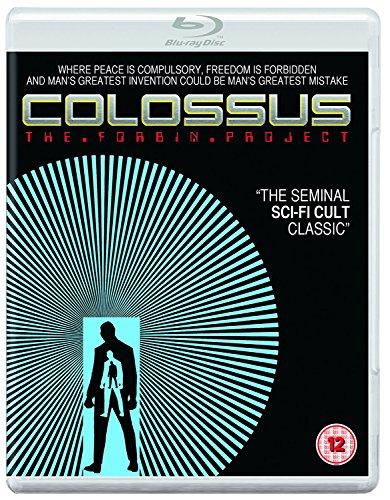 Bluray - Colossus - The Forbin Project £6.99  (Prime) £8.98 (Non Prime) @ Amazon