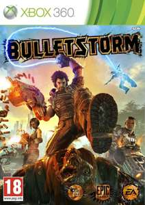 Bulletstorm Xbox 360 Game £4.99 from the Official Argos Shop on ebay *Free Delivery*