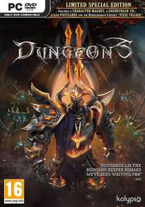 Dungeons 2 PC Game £4.99 from the Official Argos Shop on ebay *Free Delivery*