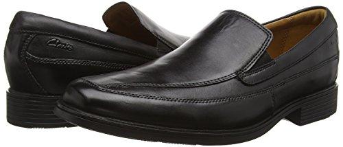 Clarks Tilden Free Men's Leather Slippers Size 10.5 UK £21 @ Amazon