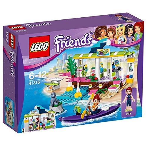 LEGO Friends 41315 Heart lake Surf Shop £10.21 @ Amazon