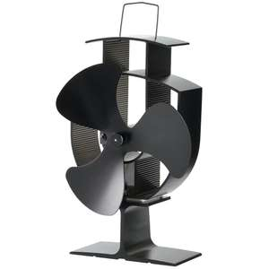 Vonhaus Stove Fan RRP £49.99 now £25.99 @ Domu free delivery